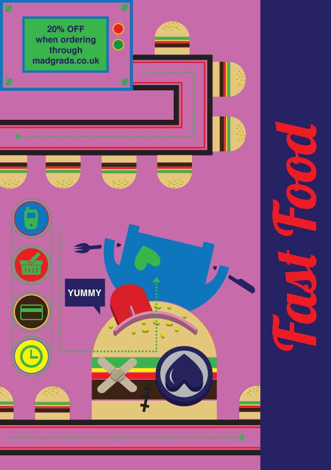Fast Food - AY120
