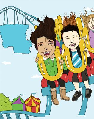 Roller Coaster - MM610