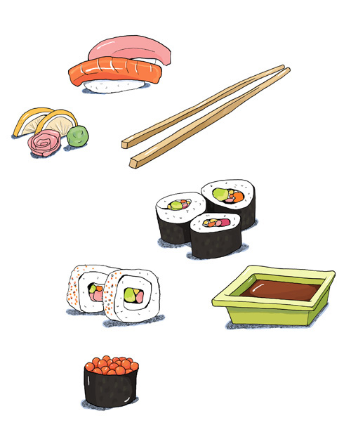 Sushi - MM760