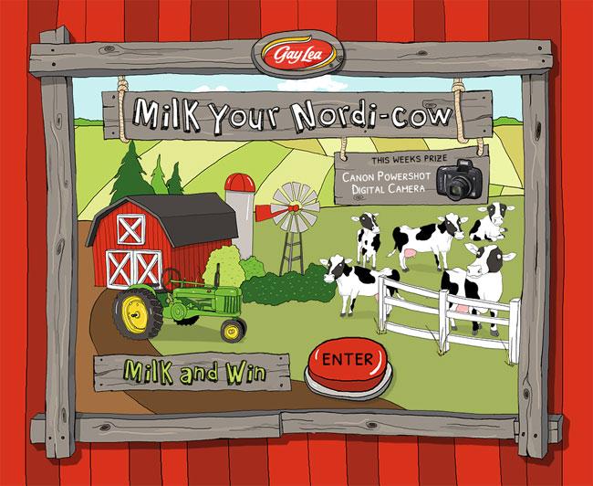 Milk Your Nordi-Cow - MM811