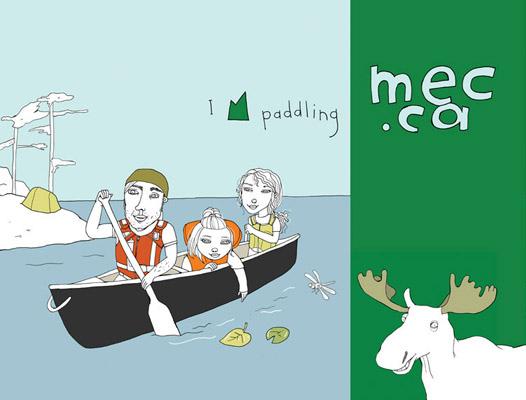 I Love Paddling - MM517a