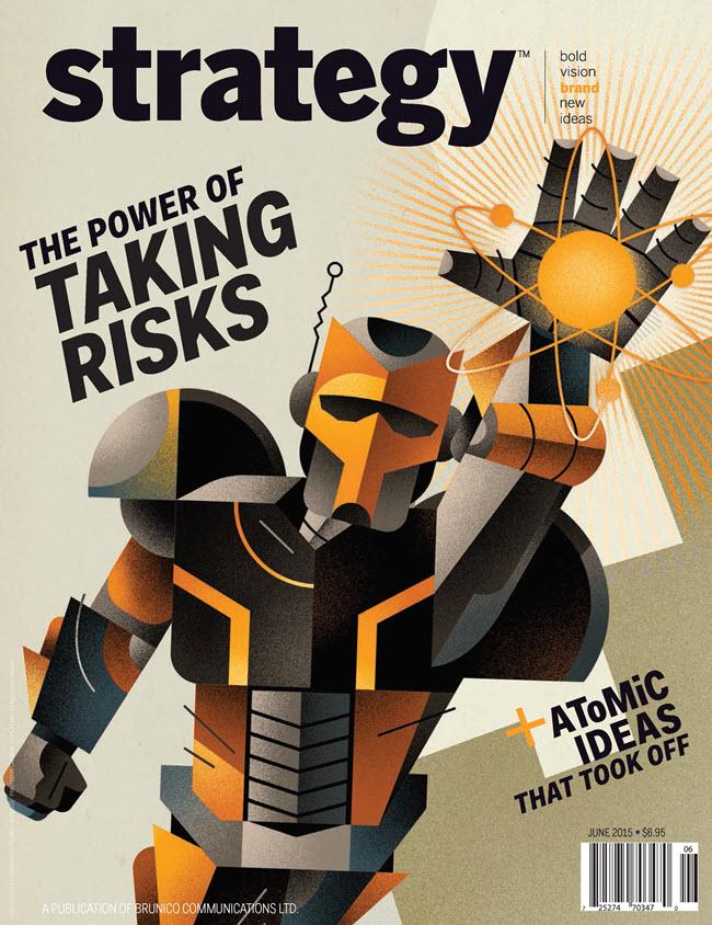 Power of Taking Risks - DM207a