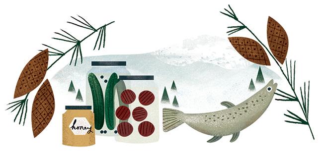 Foods of Portland - CO269