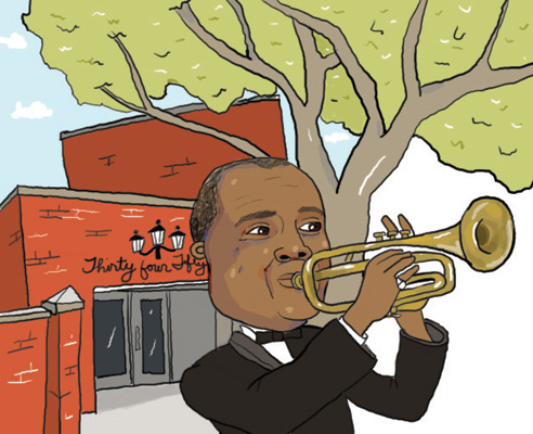 Louis Armstrong - MM389