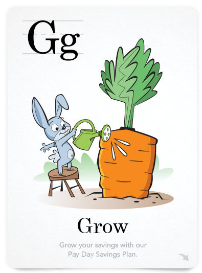 G for Grow - RS671