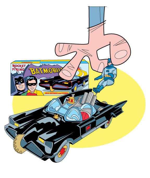 Batmobile - RS760