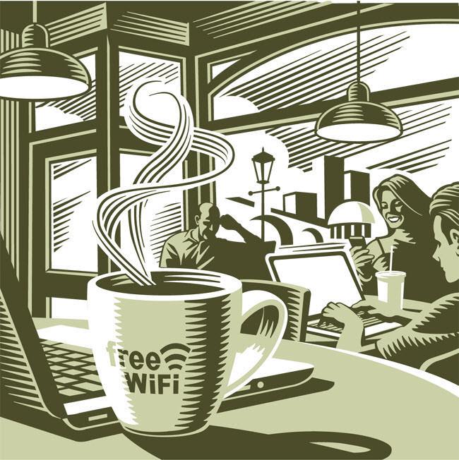 Coffee Shop - GA656