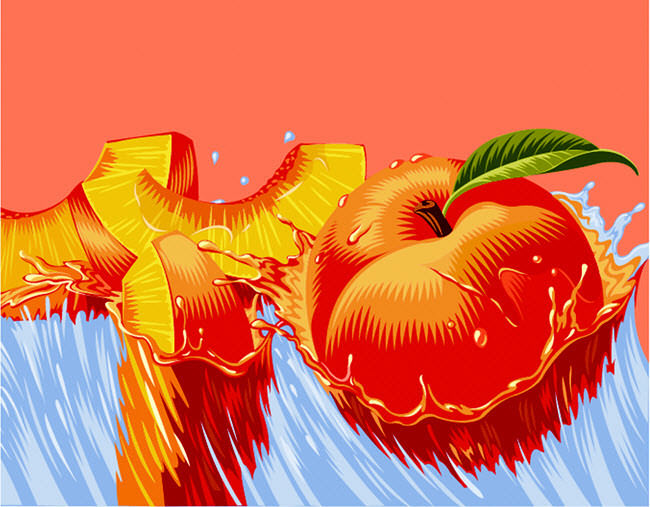 Golden Peach - GA635