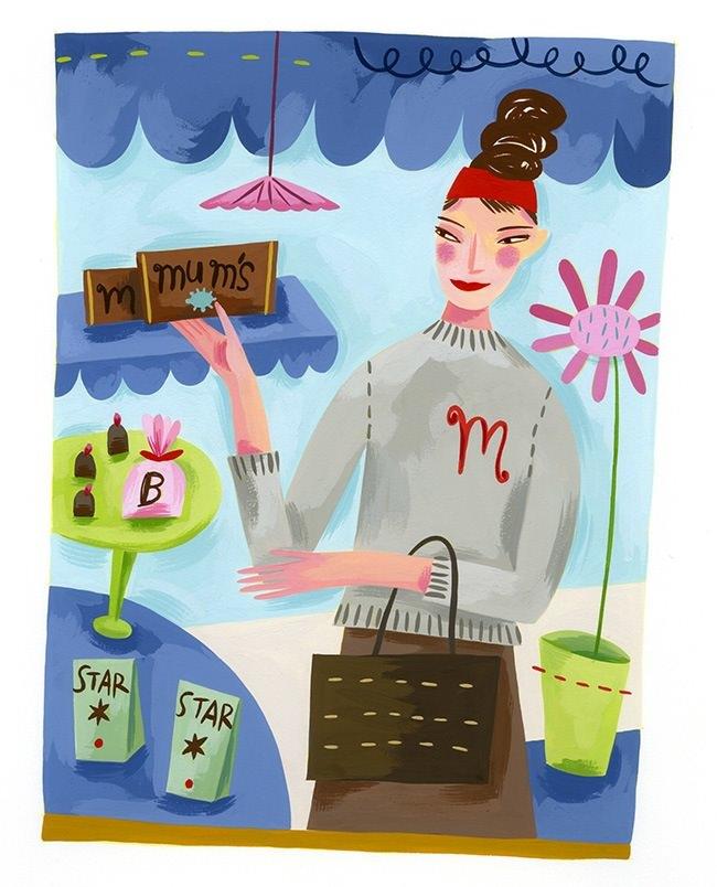 Chocolate Shop - BE233