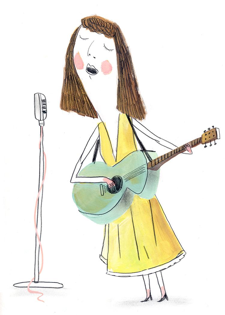Singer - MH107