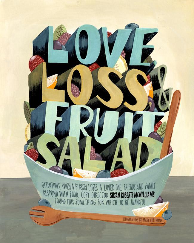Love, Loss & Fruit Salad - MH759