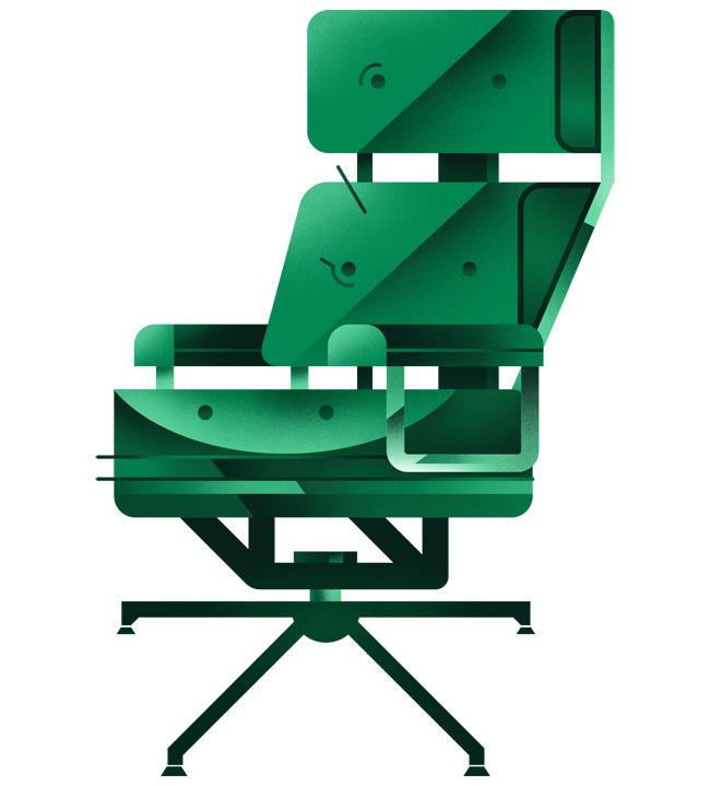 Eames Chair - DM221