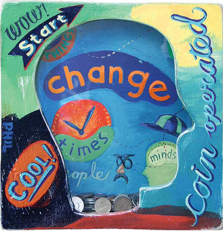 Change Happens - PG148