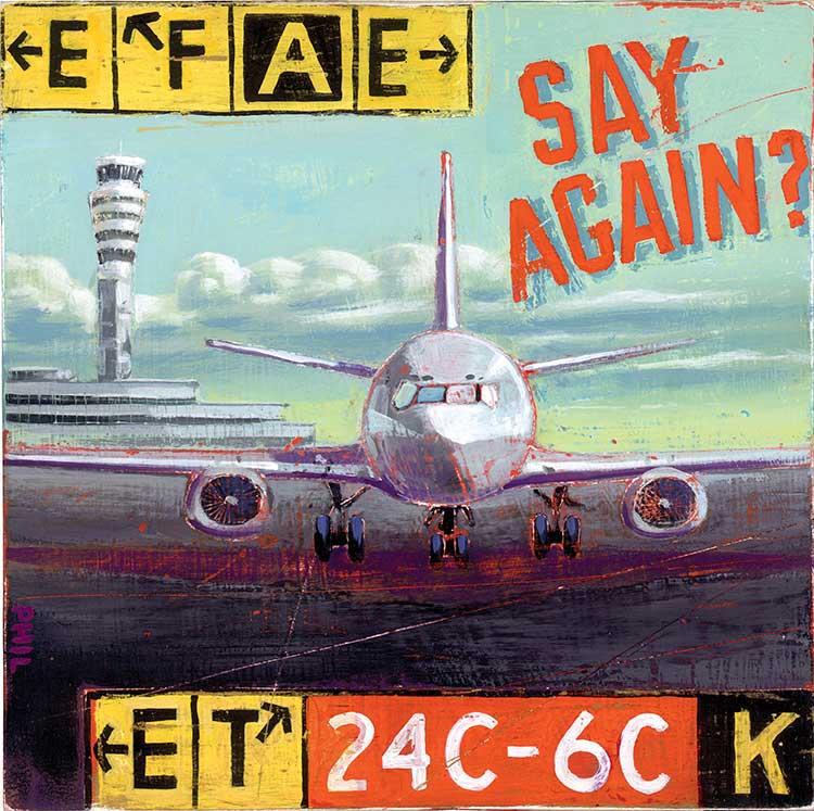 Say Again? - PG217