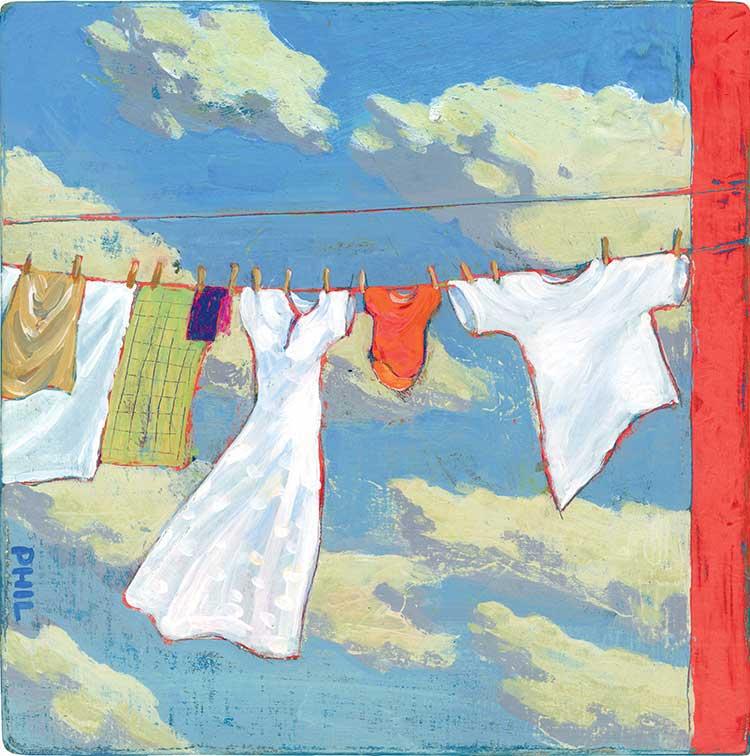 Clothesline - PG254