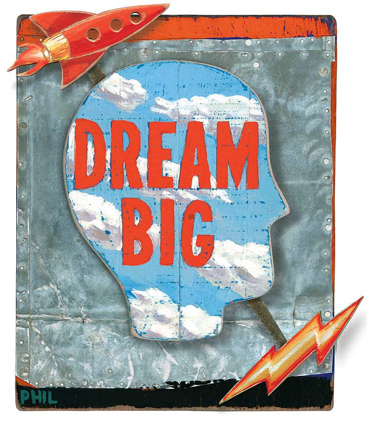Dream Big - PG336
