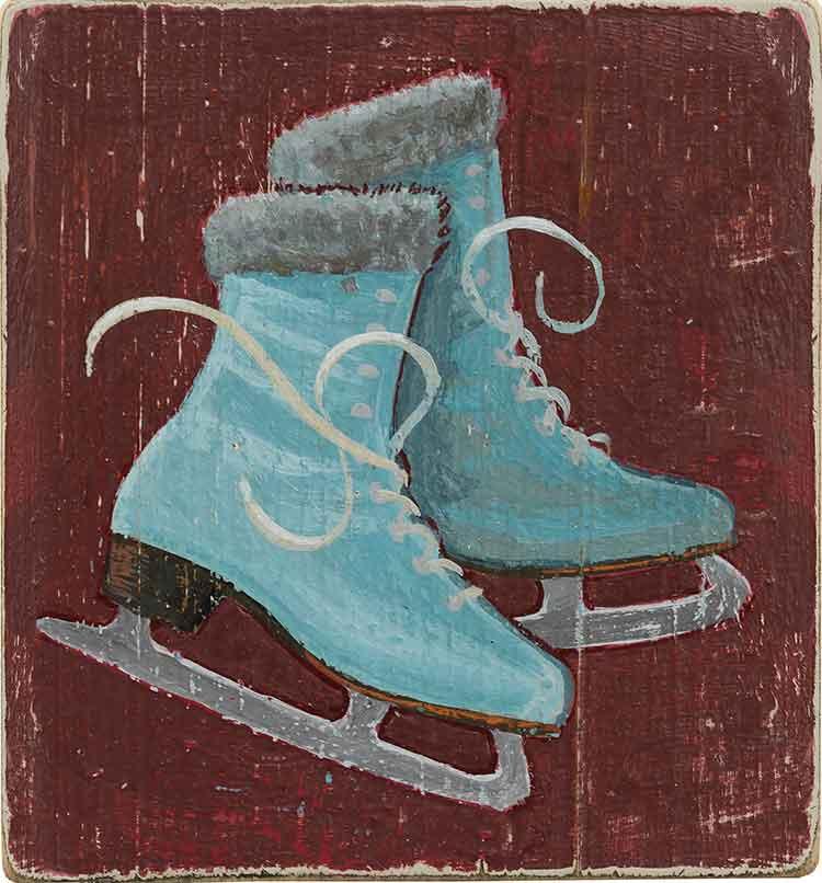 Skates - PG413