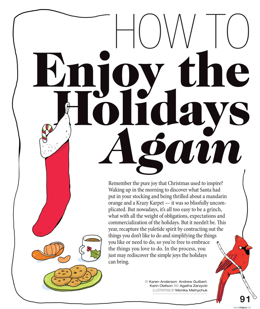 Enjoy the Holidays Again - MM837