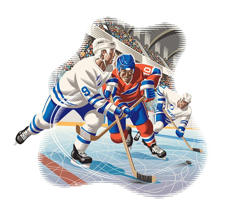 Hockey Night - GA597
