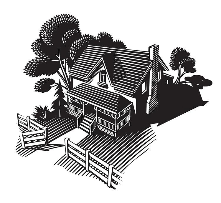 Farm House - GA552