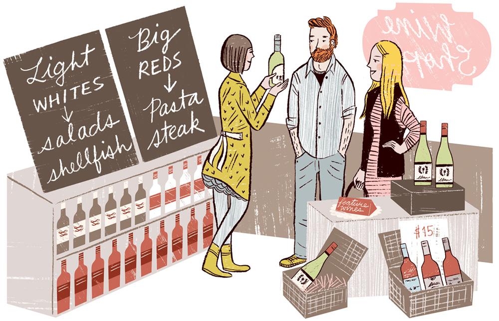 Wine Shopping - KD477