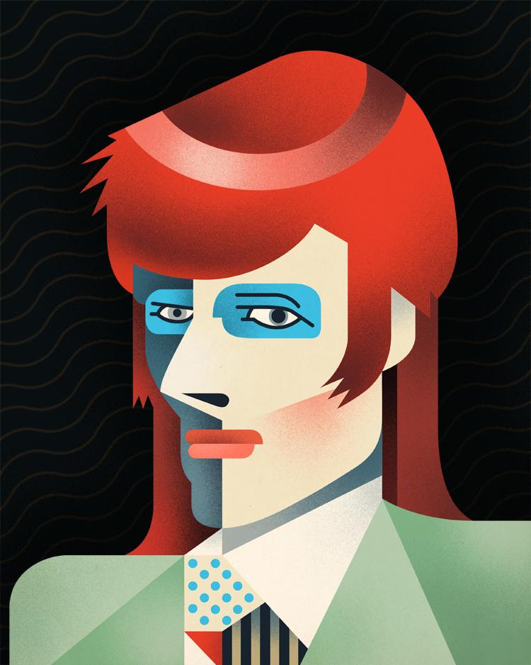 David Bowie - DM246