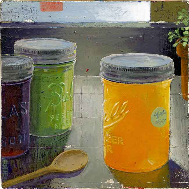 Jams and Jellies - PG395