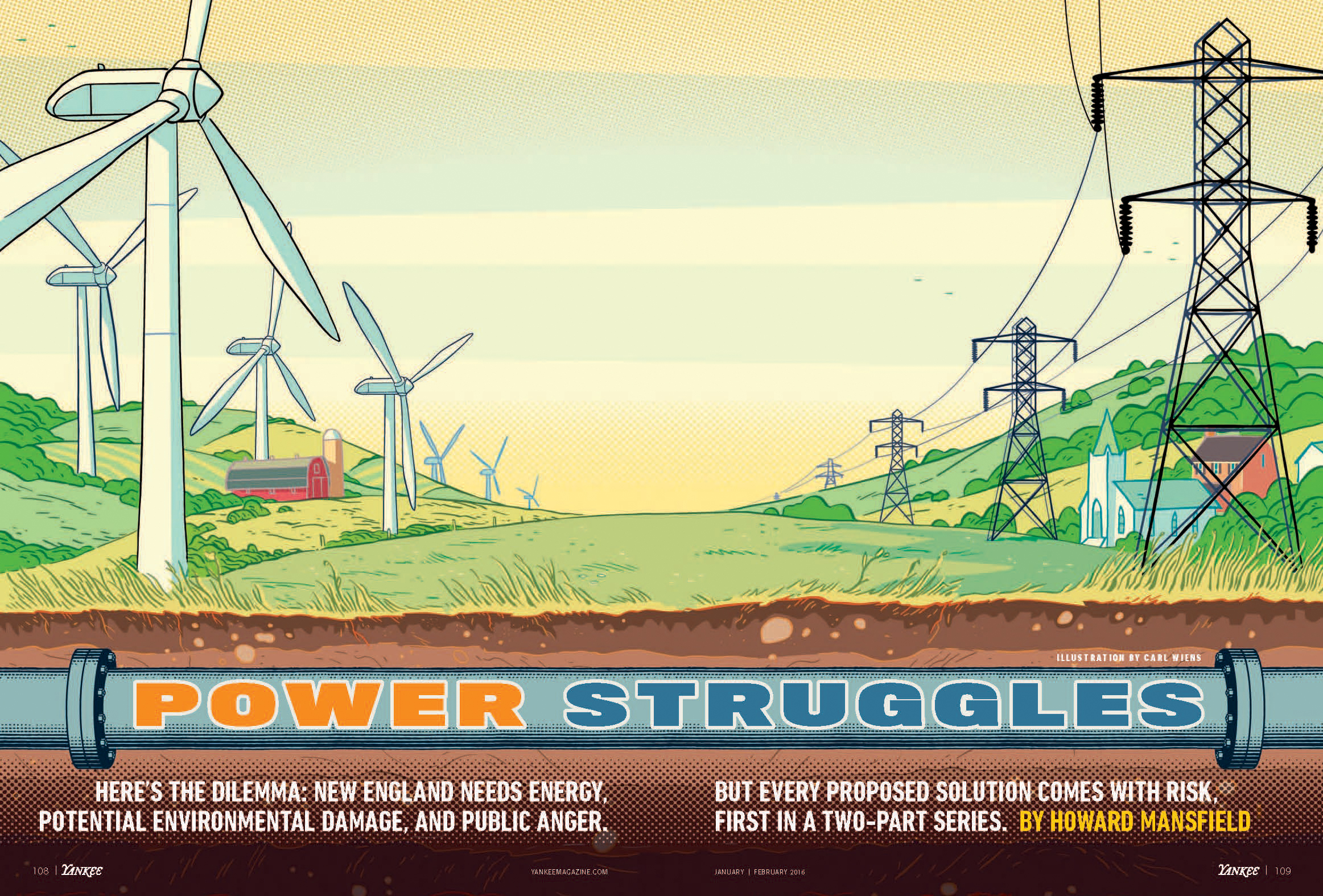 Power Struggles - CW218
