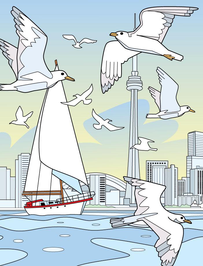 Toronto - RS833
