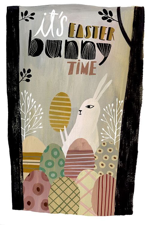 It's Easter Bunny Time - MH765