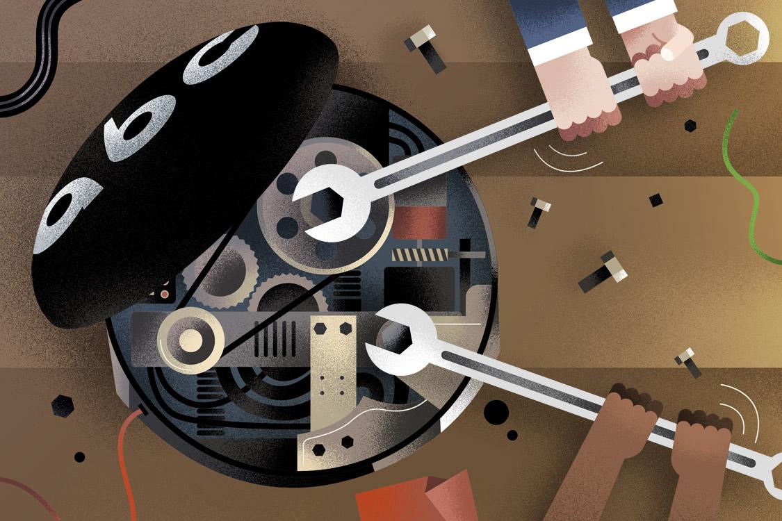Fixing ABC - DM251