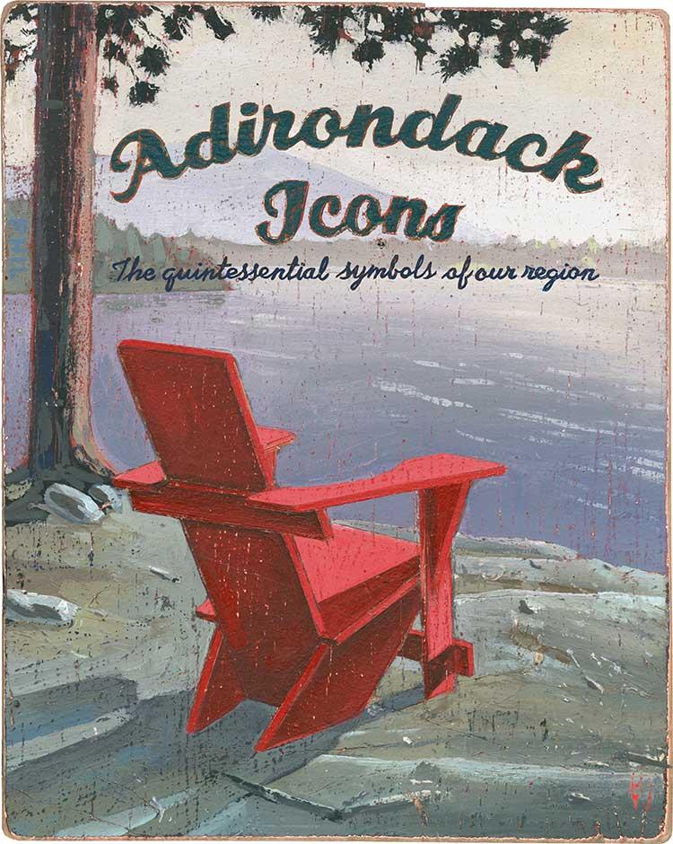 Adirondack Icons - PG425a