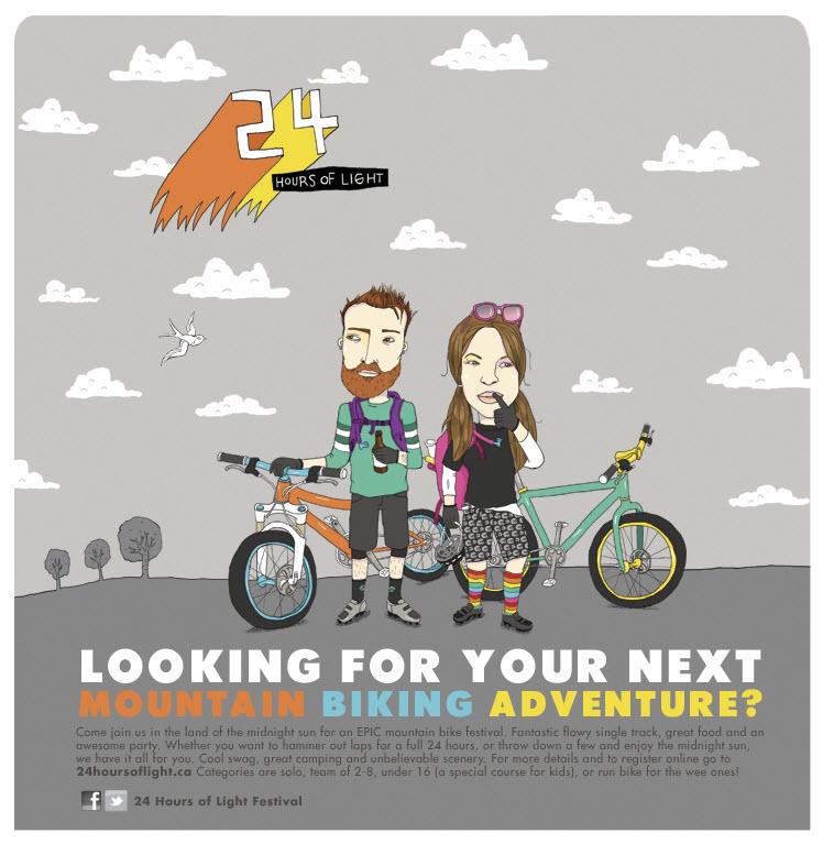 Your Next Mountain Biking Adventure - MM843