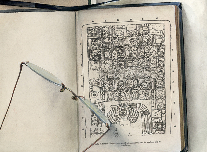 The Mayan Code - JD372a