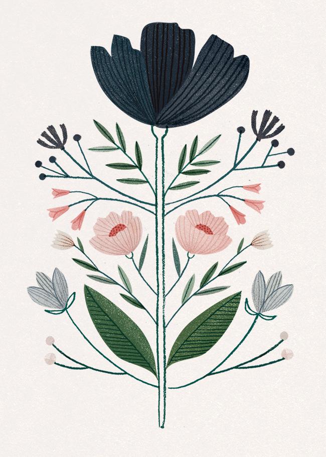 Decorative Flower - CO289
