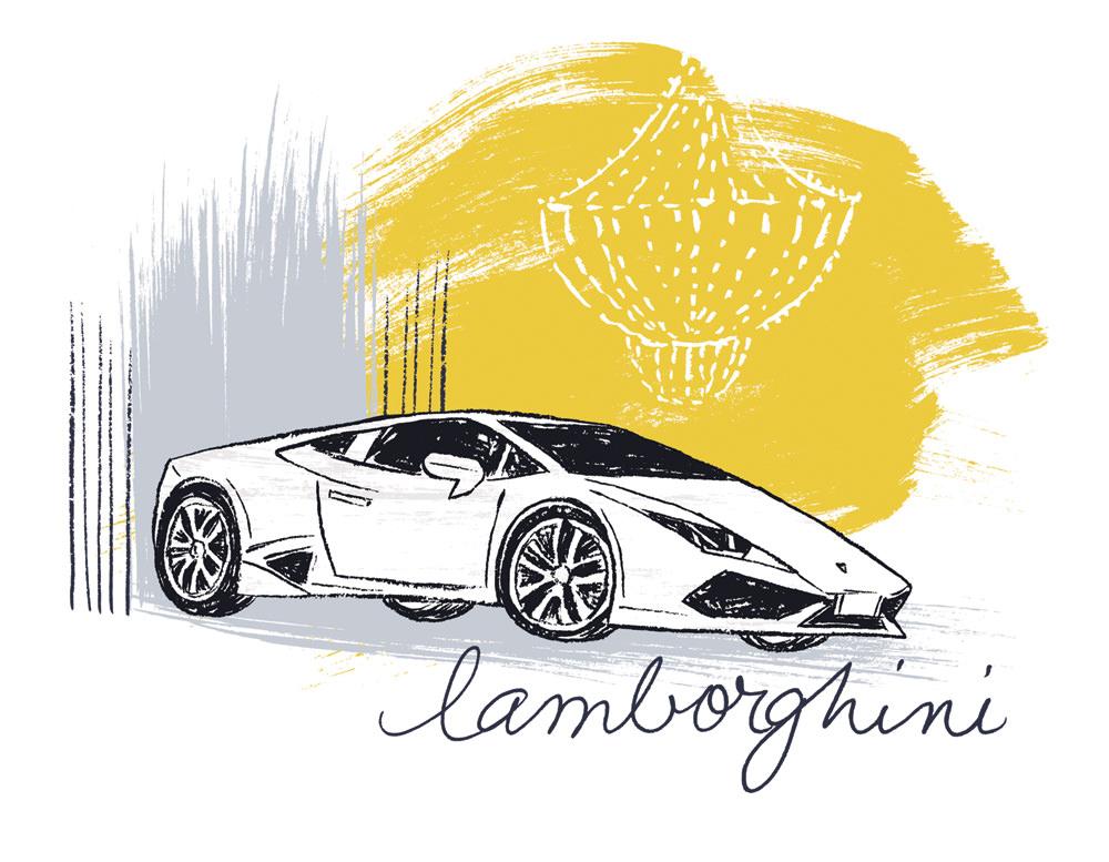 Lamborghini - KD492