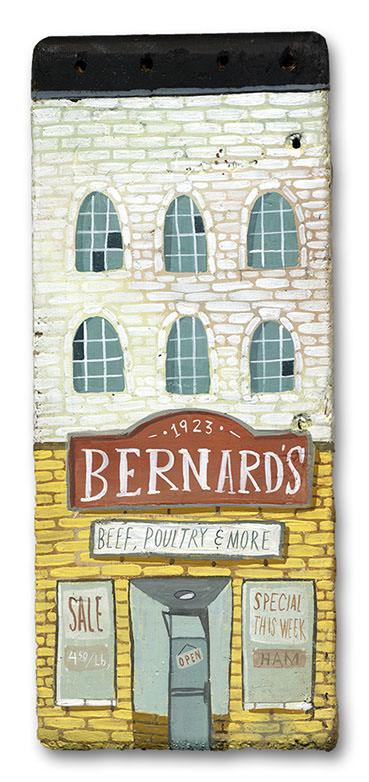 Bernard's Pizza - MH775