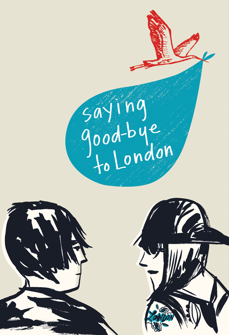 SAying Goodbye to London - KD500