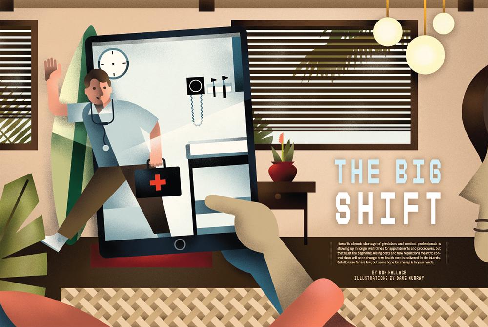 The Big Shift - DM267