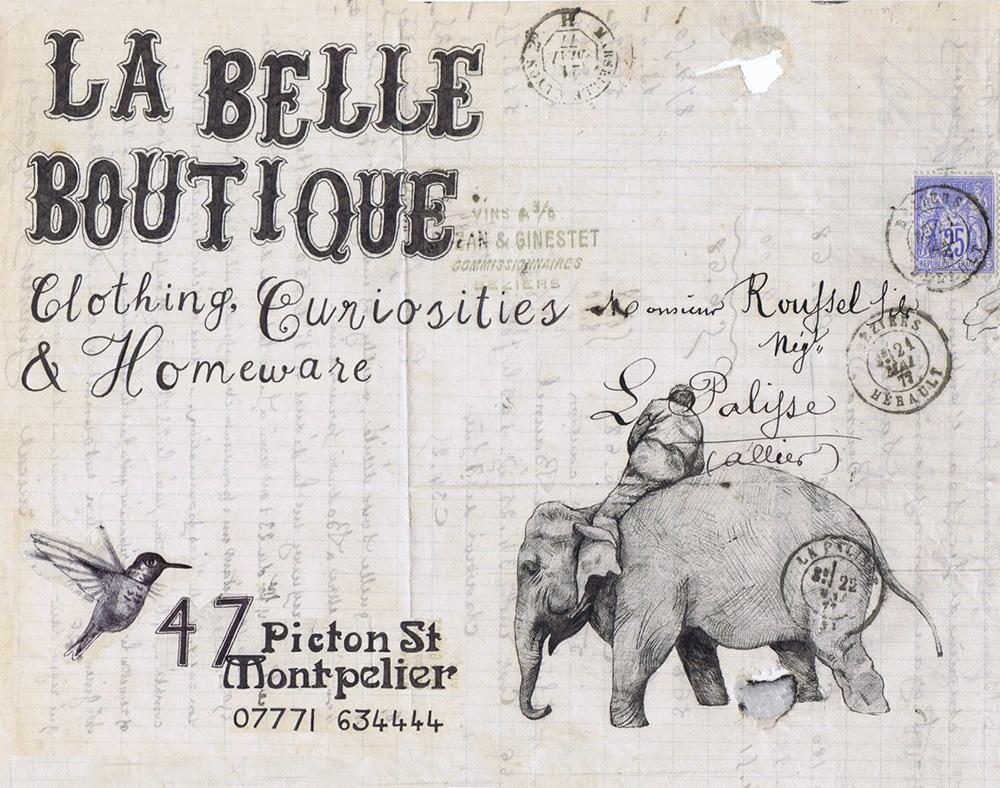 La Belle Boutique - TB158