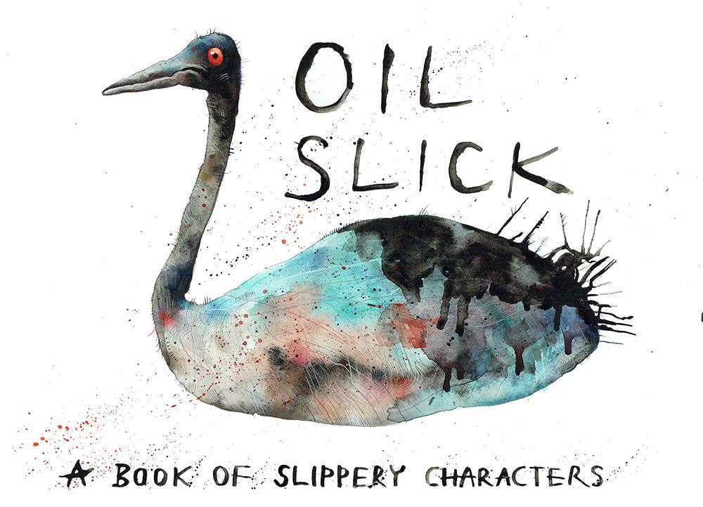 Oil Slick - TB129