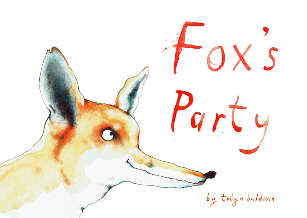 Fox's Party - TB140