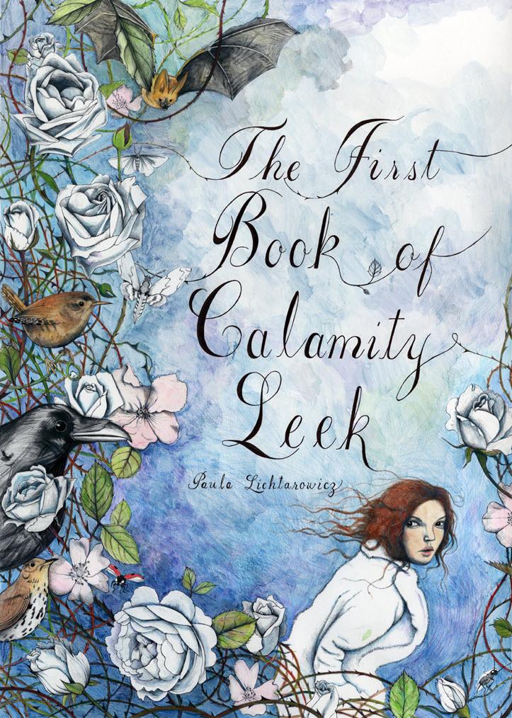 The First Book of Calamity Leek - Talya Baldwin Illustration
