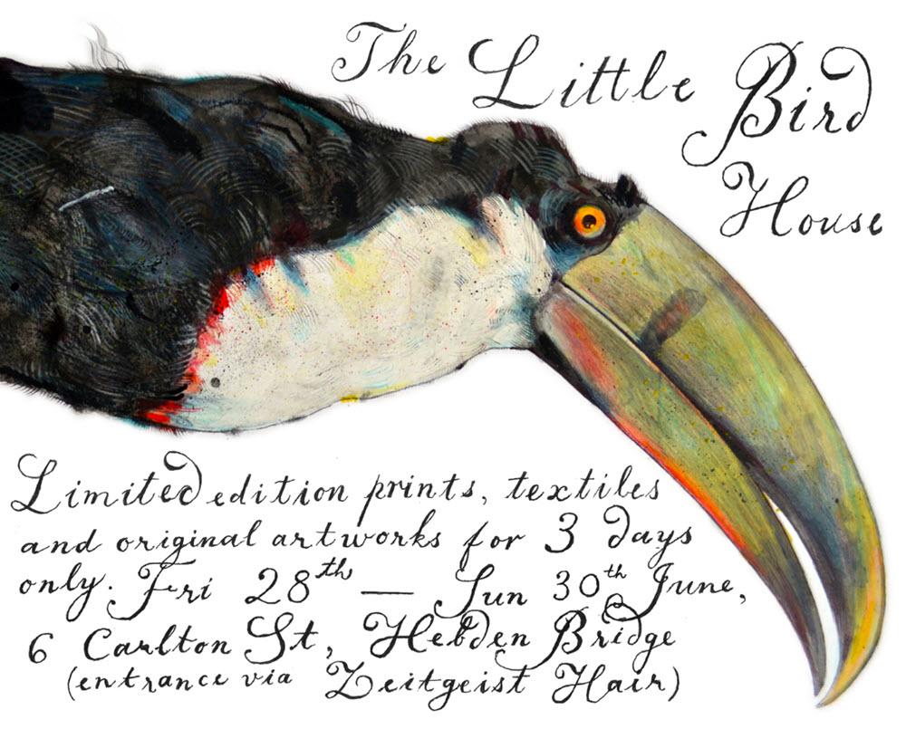 The Little Bird House - TB171