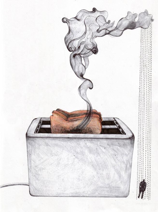 Burnt Toast - TB164