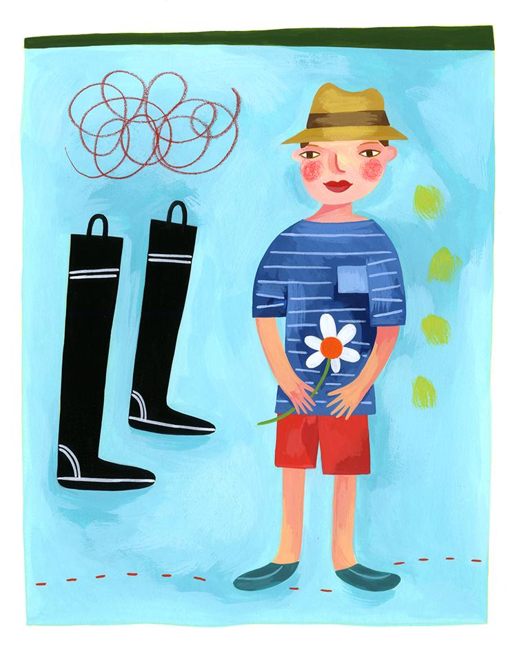 Big Boots - BE420