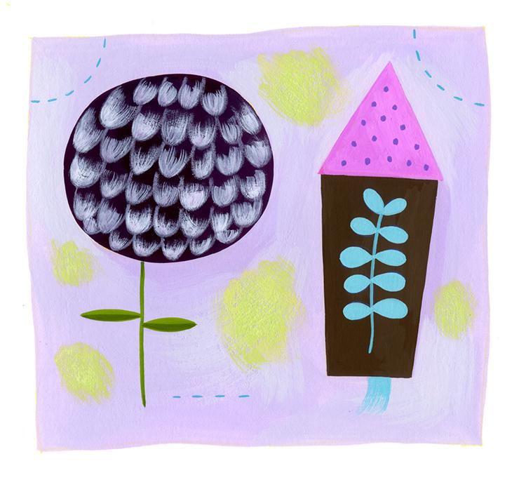 Dotty Garden - BE421