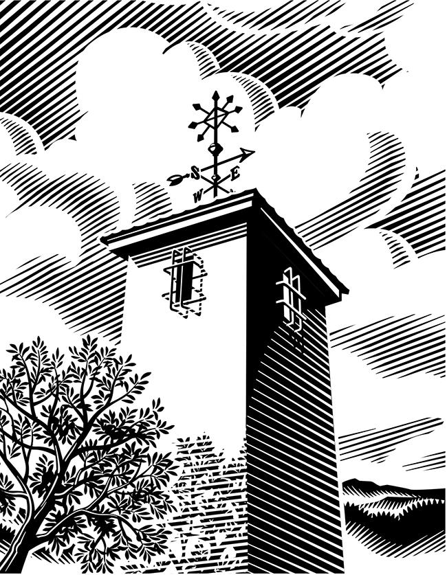 Mondavi Tower - GA694