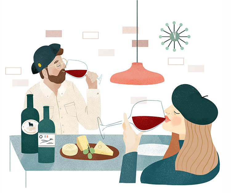 Wine and Cheese Pairing - CO375