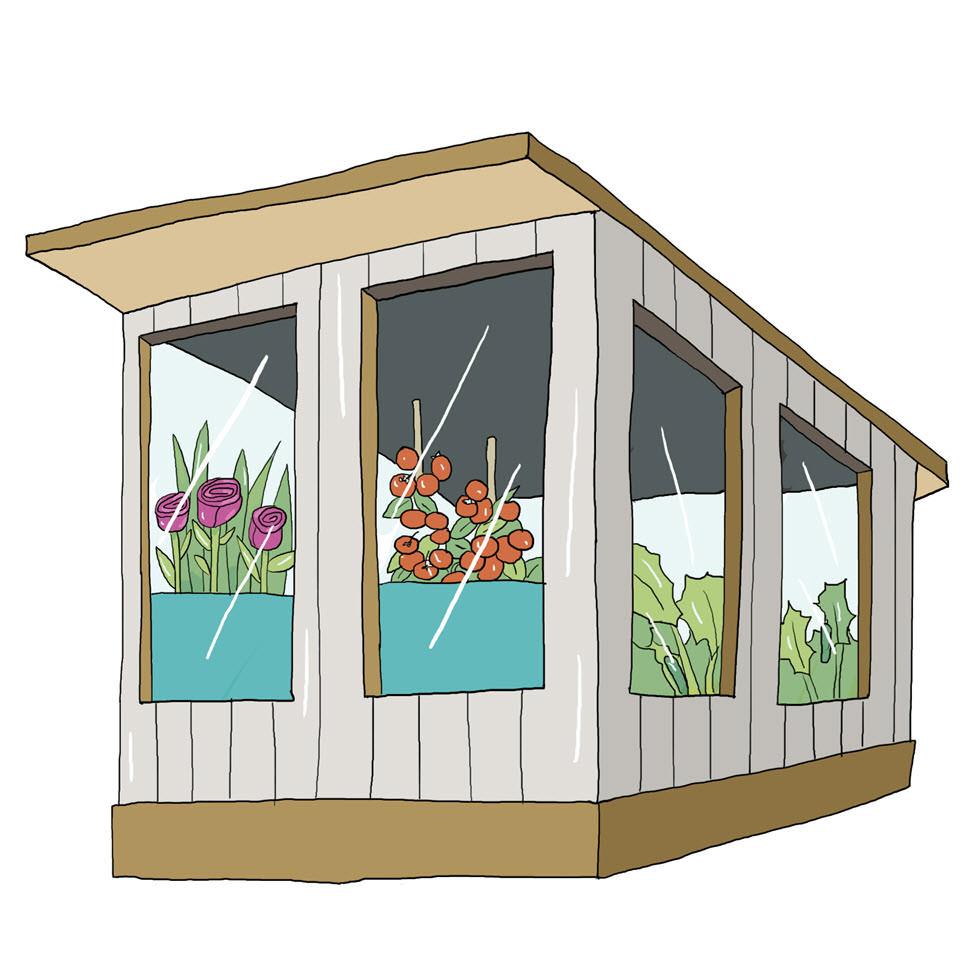 Greenhouse - MM870